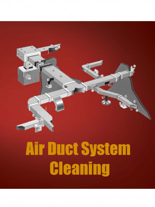 Professional Residential HVAC System Cleaning