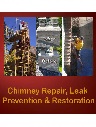Chimney Repair, Leak Prevention & Restoration